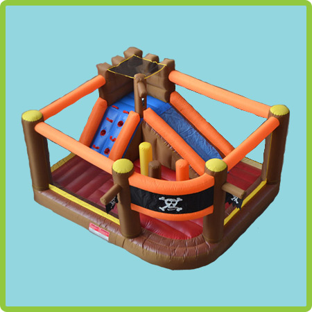 jeu gonflable les pirates la ballounerie. Black Bedroom Furniture Sets. Home Design Ideas