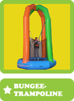 jeux gonflables bungee-trampoline