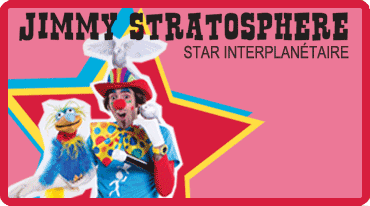 clown Jimmy Stratosphère