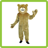costume ted