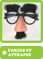 articles farces et attrapes